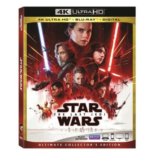 Star Wars: The Last Jedi (4K/UHD + Blu-ray + Digital)