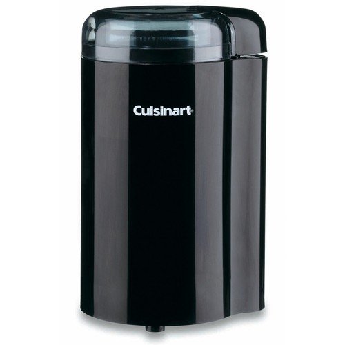Cuisinart DCG-20BK Coffee Bar Coffee Grinder, Black DISCONTINUED BY MANUFACTURER