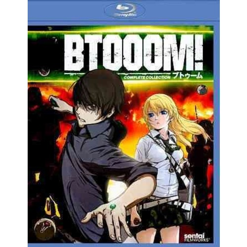 Btooom!: Complete Collection (Blu-ray Disc)