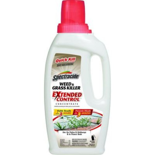 Spectracide Weed and Grass Killer 32 oz. Concentrate Extended Control