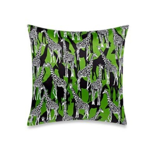 kate spade new York Giraffes Throw Pillow