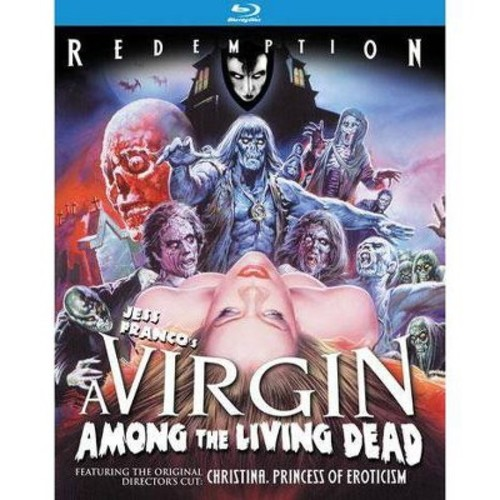 A Virgin Among the Living Dead [Blu-ray]