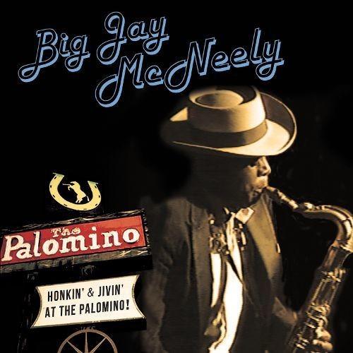 Honkin' & Jivin' at the Palomino! [CD & DVD]