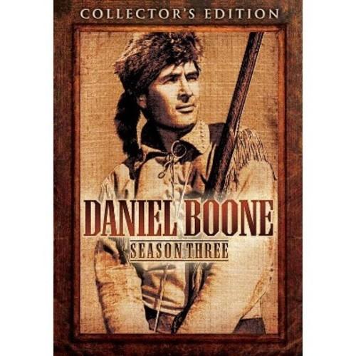 Daniel Boone: Season Three (DVD)