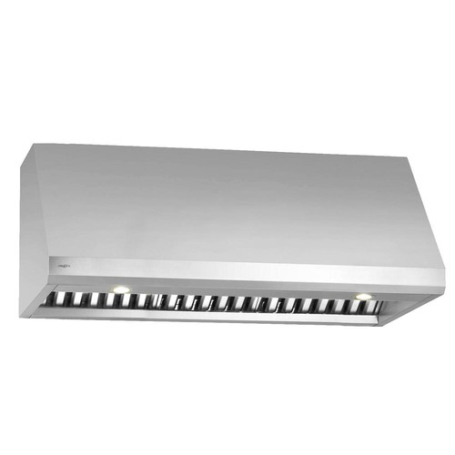 Ancona Pro UC 36 in. Under Cabinet Pro Style Range Hood with Hidden Controls and LED in Stainless Steel