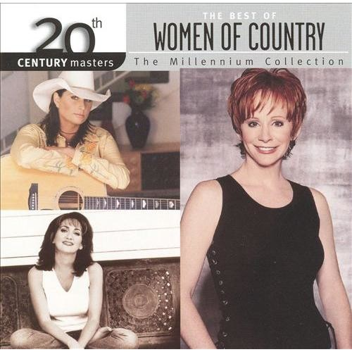20th Century Masters - The Millennium Collection: Women of Country [CD]