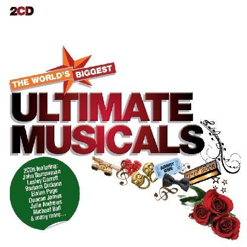 World's Biggest Ultimate Musicals [CD]