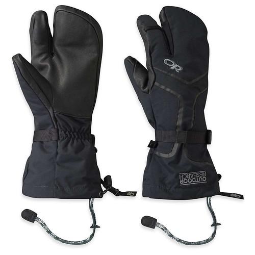Outdoor Research Men's Highcamp 3 Finger Glove