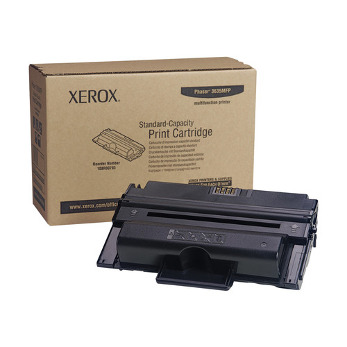 Xerox Original Toner Cartridge - Laser - 5000 Pages - Black - 1 Each