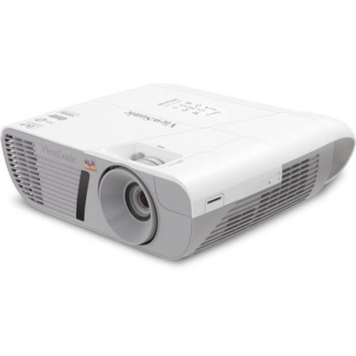 ViewSonic LightStream PJD7831HDL Full HD DLP Projector, White