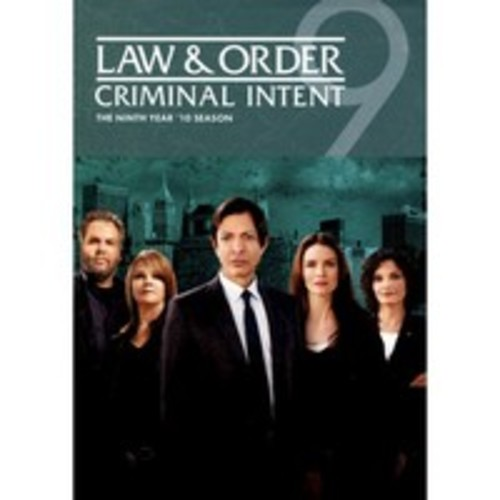 Law & Order: Criminal Intent - The Ninth Year [4 Discs]
