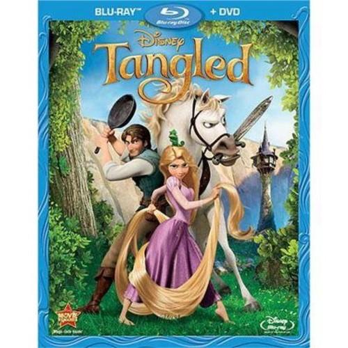 Disney Princess Children's Tangled (Blu-ray/DVD)
