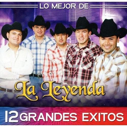 Lo Mejor de La Leyenda: 12 Grandes Exitos [CD]