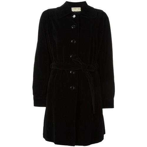 Emanuel Ungaro Vintage velvet coat
