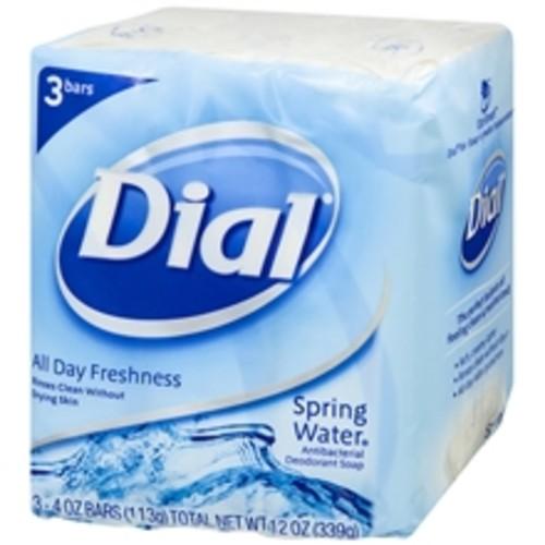 Dial Antibacterial Deodorant Soap Spring Water