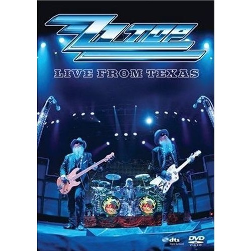 Live from Texas [Video] [Blu-Ray Disc]
