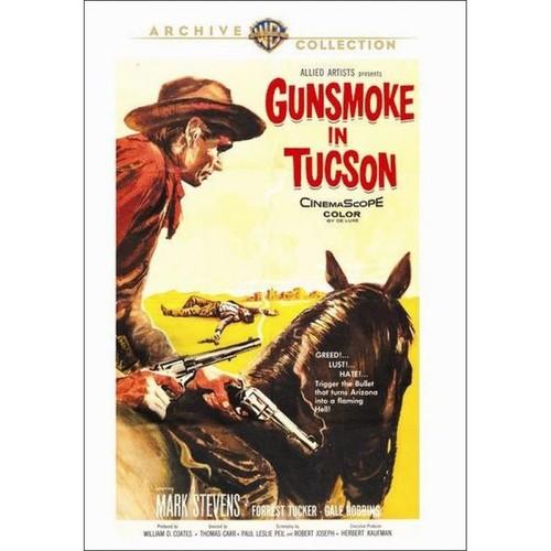 Gunsmoke in Tucson [DVD] [1958]