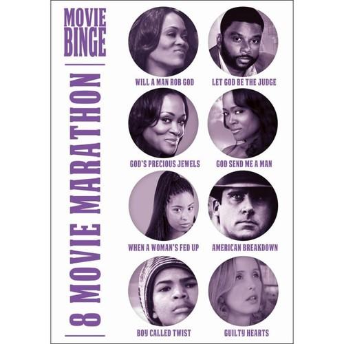 Movie Binge: 8 Film Collection [2 Discs] [DVD]