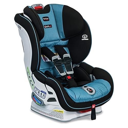 BRITAX Boulevard ClickTight XE Convertible Car Seat in Blue