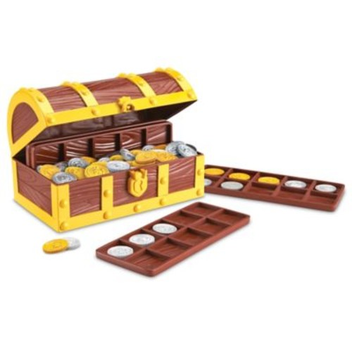 Learning Resources 86-Piece Ten-Frame Treasures Set