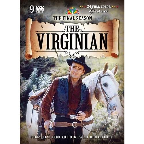 Virginian: The Final Season [9 Discs] (DVD)