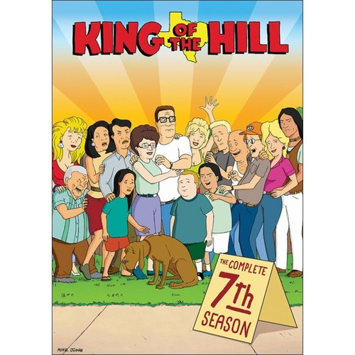 King of the Hill: The Complete 7th Season [3 Discs] [DVD]