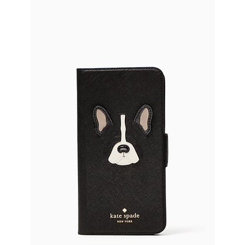antoine applique folio iphone 7/8 plus case
