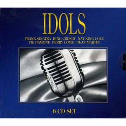Idols Male By Various Artists (Audio CD)