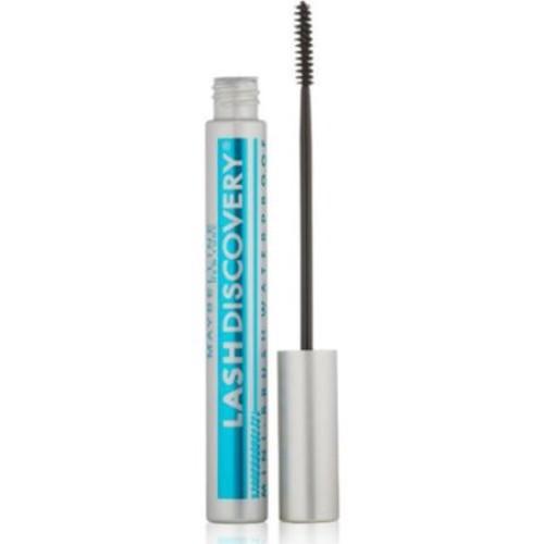 Maybelline New York Lash Discovery Waterproof Mascara, Very Black [361] 0.16 oz (Pack of 2)