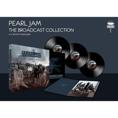 Pearl Jam - Pearl Jam Broadcast Collection (Vinyl)