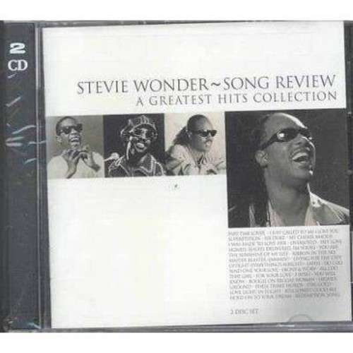 Stevie wonder - Song review:Greatest hits collection (CD)