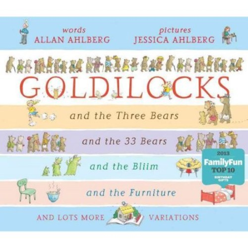 The Goldilocks Variations: A Pop-up Book