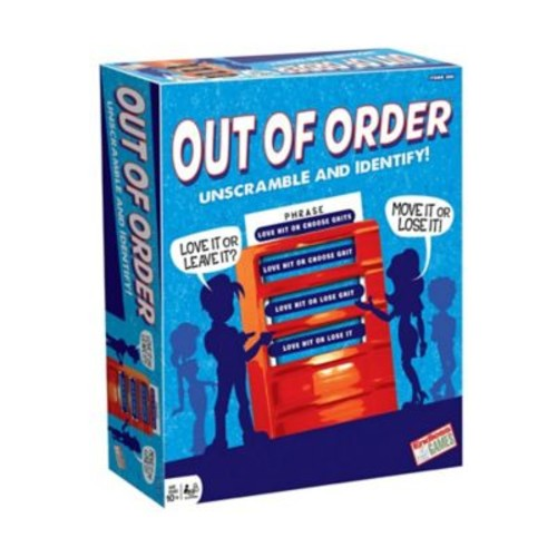 Endless Games Out of Order