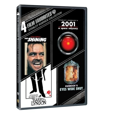 4 Film Favorites: Stanley Kubrick Collection [4 Discs] (DVD)