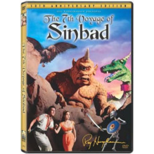 Seventh Voyage of Sinbad [50th Anniversary Edition] DD5.1/DD1