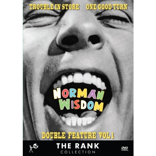 Norman Wisdom Double Feature Vol 1