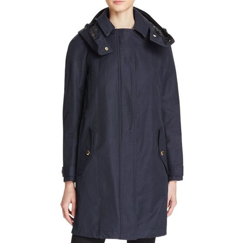 BURBERRY Harlington Hooded Coat