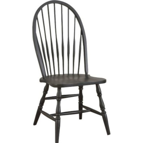Carolina Cottage Collection Colonial Windsor Chairs
