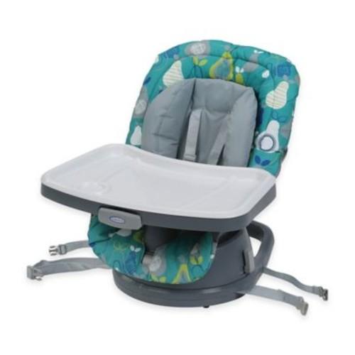 Graco Swivi Seat 3-In-1 High Chair Booster in Tart