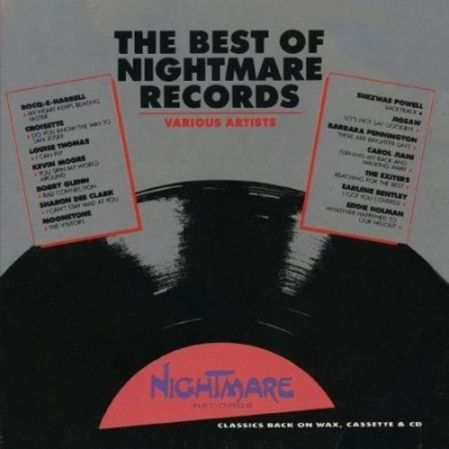 Best of Nightmare Records [CD]
