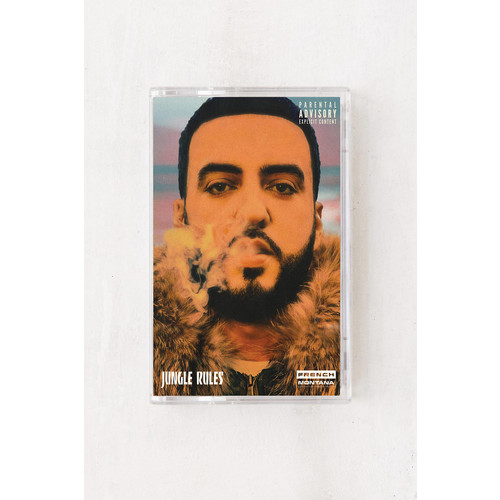 French Montana - Jungle Rules Limited Cassette Tape [REGULAR]