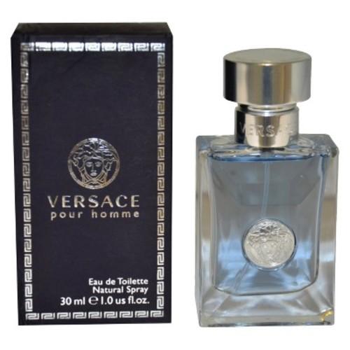 Versace Pour Homme Eau De Toilette Natural Spray 3.4 oz [100 ml/3.4 oz.]