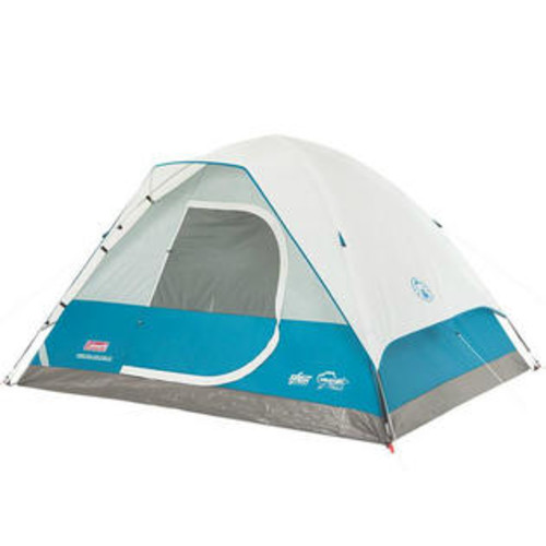 Coleman 2000018141 Longs Peak Fast Pitch Dome Tent for 4-Person
