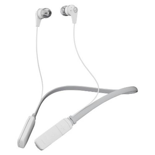 Skullcandy Ink'd Wireless In-Ear - White Gray