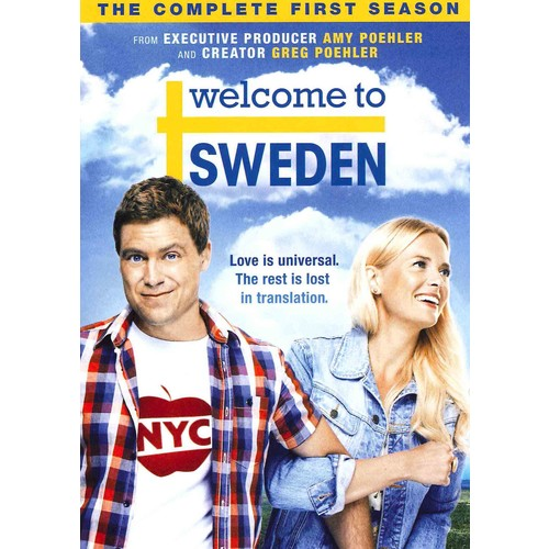 Welcome to Sweden: The Complete First Season (DVD)