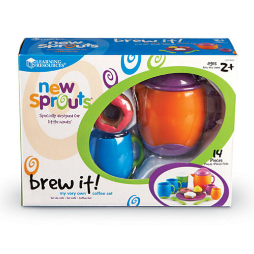 Learning Resources New Sprouts Brew It!