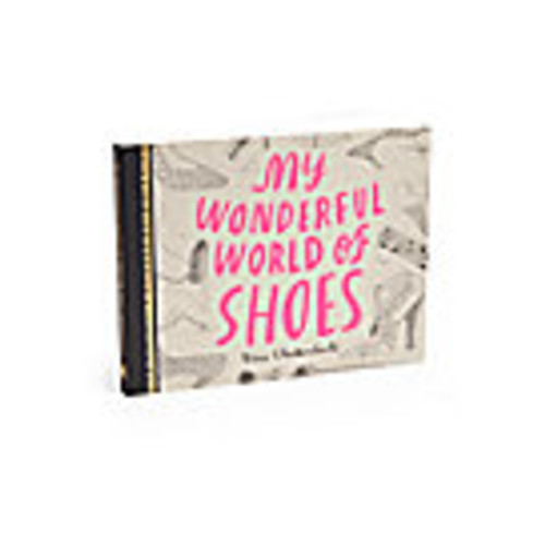 My Wonderful World Of Shoes Book