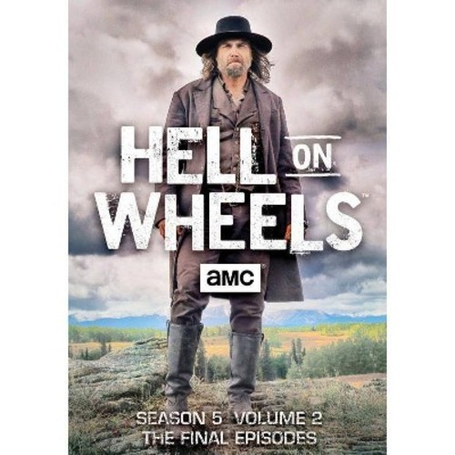 Hell On Wheels:Season 5 Vol 2 (DVD)