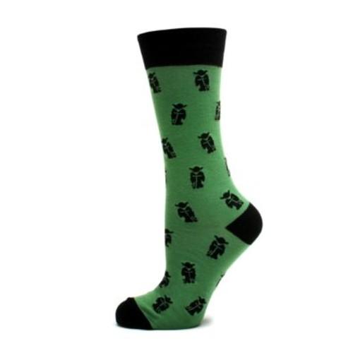 Star Wars Yoda Socks