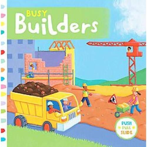 Busy Builders (Board book)